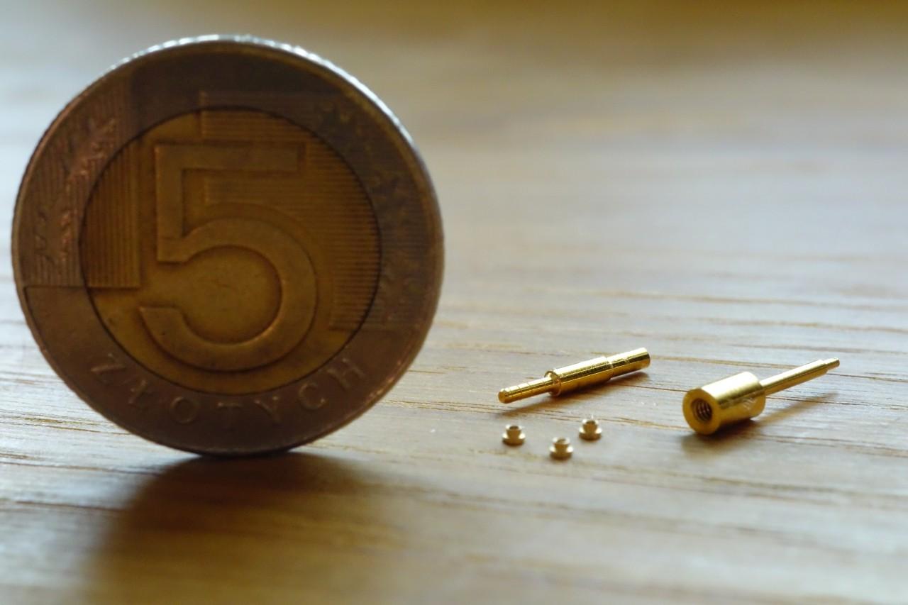 mikro obróbka CNC